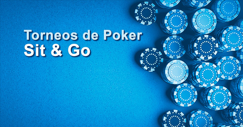 Torneos » 888Poker » Sit and Go